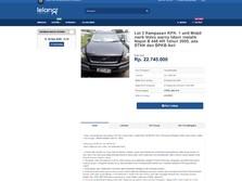KPK Lelang Barang Sitaan, Ada Mobil Volvo Seharga Rp 22 Juta