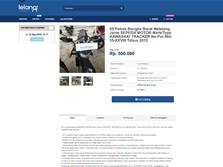 Serbu! Kawasaki Tracker Sampai RX King Dilelang Rp 500.000