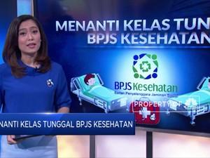 Menanti Kelas Tunggal BPJS Kesehatan
