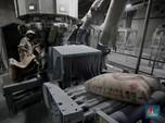 Napas Pabrik Semen di Tengah Pandemi Tersisa 56%