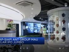 Siap-Siap! Ant Group mau Gelar IPO Jumbo