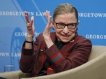 Heboh Kematian Hakim Ruth Ginsburg, Mengapa Buat Panas di AS?