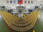 Presiden Taiwan Pamer Jet Tempur, Siap Perang Hadapi China?