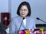 Panas! Lawan China, Taiwan Bikin Kapal Penjaga Pantai Rp1,4 T