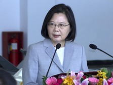 Gara-Gara Masalah Ini Taiwan-China Makin Panas