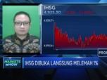 Tertekan Sentimen Domestik & Global, IHSG Dibuka Melemah 1%
