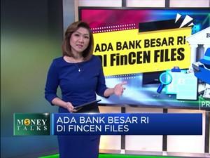 Ada Bank Besar RI di FinCEN Files