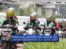 AISI: Penjualan Sepeda Motor Tahun 2020 Terkoreksi 45%