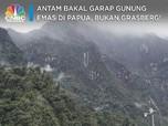 Antam Bakal Garap Gunung Emas di Papua, Bukan Grasberg!