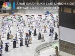 Arab Saudi Buka Lagi Umrah 4 Oktober, Jemaah Luar 1 November
