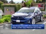 Gara-Gara Produk Ini,Saham Tesla Tergerus Hingga USD 50 M