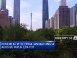 Januari-Agustus Penjualan Ritel China Turun 8,6% (yoy)