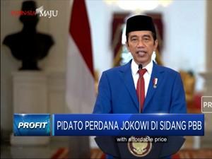 Jokowi Soroti 3 Isu Utama Terkait Peran PBB