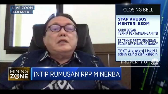 Kementerian ESDM Targetkan Rilis PP Minerba di Oktober 2020 (CNBC Indonesia TV)