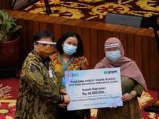 Gojek Fasilitasi Pinjaman Bunga 0 Persen Untuk Mitra UMKM