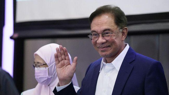Raja Malaysia Tunda Pertemuan dengan Anwar Ibrahim