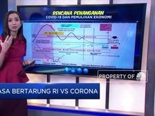 Masa Bertarung Indonesia VS Corona