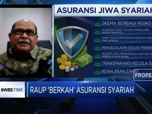 Raup 'Berkah' Asuransi Syariah