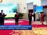 Purbaya Yudhi Sadewa Dilantik jadi Ketua DK LPS