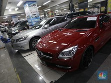 Pada Susah Bayar Cicilan, Lelang Mobil Tarikan Leasing Ramai!