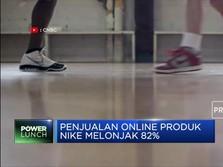 Pandemi, Penjualan Online Produk Nike Melonjak 82%