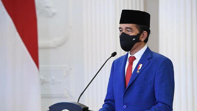 Ini Kata Jokowi Soal Konflik Laut China Selatan di