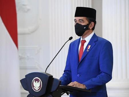 Berbahasa Indonesia, Ini Pidato Lengkap Jokowi di PBB