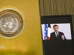 Macron Koar-koar Lagi, Sampaikan Pesan Terbaru untuk Muslim