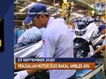 Penjualan Motor Bakal Ambles Hingga Argentina Betah Resesi