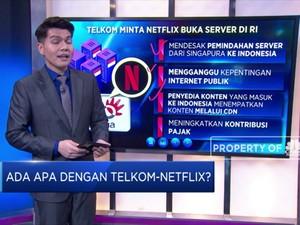 Ada Apa Dengan Telkom-Netflix?