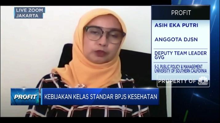 DJSN: Iuran Kelas Standar BPJS Kesehatan Sesuai Prinsip Asuransi Sosial   (CNBC Indonesia TV)