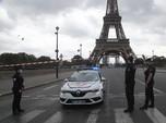 Geger! Paris Diguncang Suara Ledakan Dahsyat, Ada Apa?