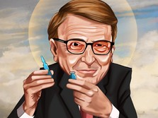 Selangkah Lagi Vaksin Corona Ditemukan, ini Jagoan Bill Gates