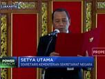 Inilah Jajaran DK LPS 2020-2025 yang Dilantik Jokowi