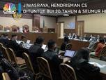 3 Terdakwa Jiwasraya Dituntut Bui 20 Tahun & Seumur hidup