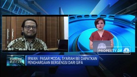 Kinerja Positif Pasar Syariah, BEI Raih Penghargaan GIFA 2020