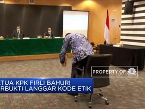 Langgar Kode Etik, Ketua KPK Firli Bahuri Dikenai SP 2