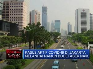 PSBB Ketat DKI Jakarta Diperpanjang Sampai 11 Oktober 2020
