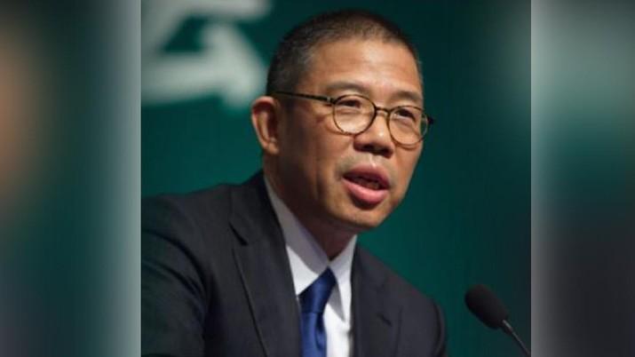 zhong shanshan (Forbes)