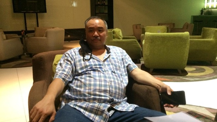 Freddy Widjaja (CNBC Indonesia/Syahrizal)
