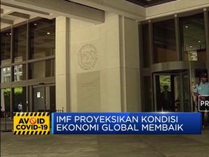 IMF Proyeksikan Kondisi Ekonomi Global Membaik