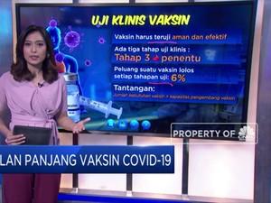 Jalan Panjang Vaksin Covid-19