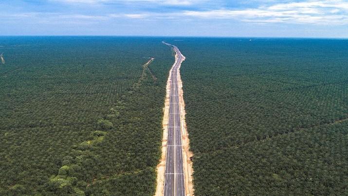 Jalan Tol Pekanbaru-Dumai (Hutama Karya)