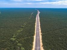 Percepat Proyek Tol Sumatra, Jokowi Suntik HK Rp 7,5 T