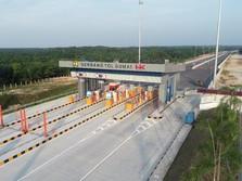 Mulai Besok, Jalan Tol Pekanbaru-Dumai Dikenakan Tarif