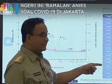 Ngeri! Ini 'Ramalan' Anies Soal Covid-19 di Jakarta