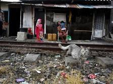 Terima Kasih Pak Jokowi! Kemiskinan Akibat Covid Tak Meledak