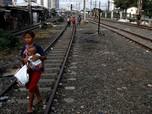 Nasib Orang RI: Kantong Kering & Kemiskinan Makin Ekstrem