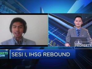 Happy Friday, IHSG Berhasil Rebound