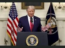 Maaf Trump Kalah, Hakim Blokir Larangan TikTok di AS